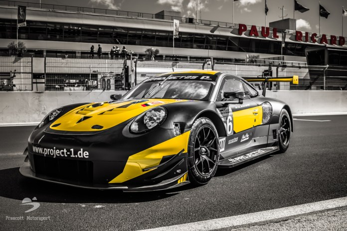 JBR enters with Project 1 in Porsche Carrera Cup