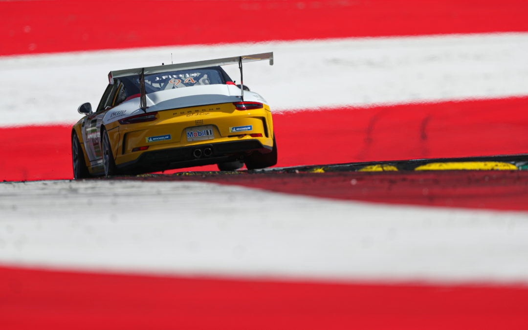 Race Spielberg: Setback in Styria