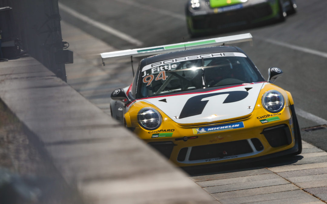 Race Norisring: Back on the road to success