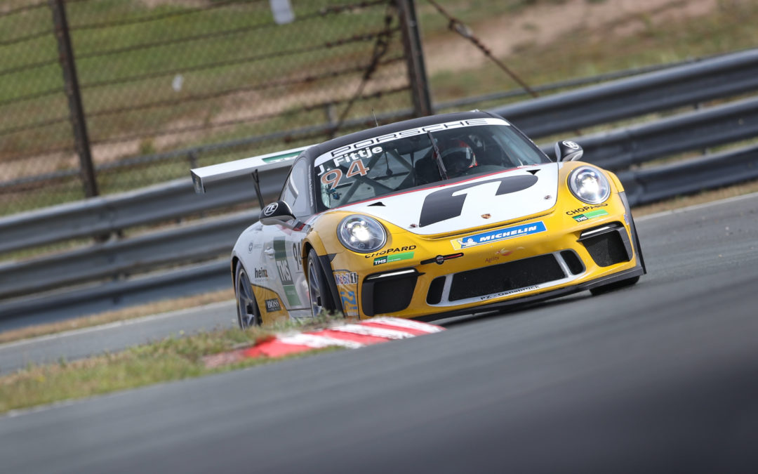 Race Zandvoort: Not gone with the wind