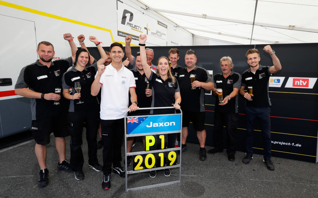 Race Hockenheim: Rookie – Champion 2019 !!!